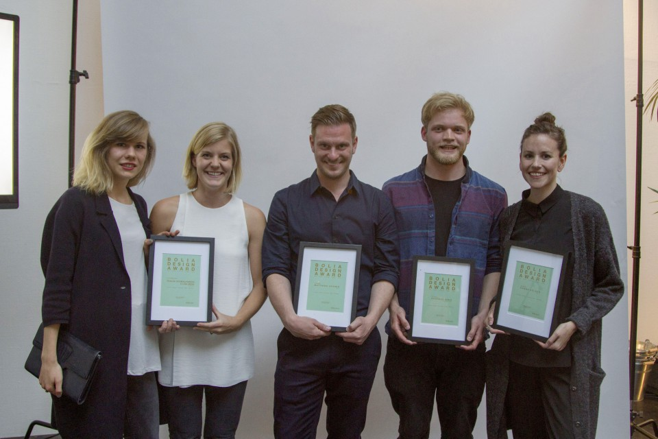 Bolia Award Copenhagen 2015